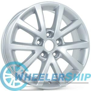 New 16 Alloy Wheel For Volkswagen Jetta 2010 2011 2012 2013 2014 2015 Rim 69897