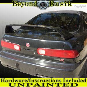 1994 2001 Acura Integra Factory Type R Style Spoiler Wing Unpainted