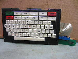 Keyboard From Wasino Turning Center