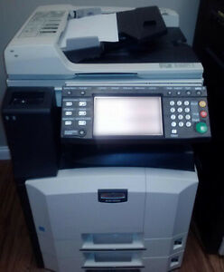 Km 3060 Kyocera Copier Multifunction Printer copier scanner fax With Fax Card