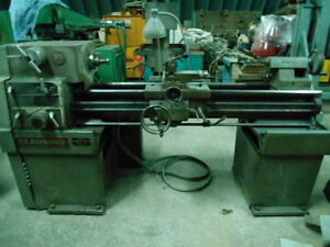 Used Clausing Lathe W Tracer
