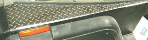 Jeep Yj Diamond Plate Full Top Fender Covers With Bend Set Of 2