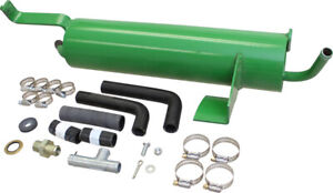 Amx47111 Hydraulic Oil Cooler Kit For John Deere 3020 4000 4020 Syncro Tractors