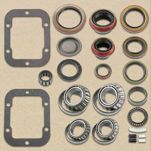 Bearing Seal Gasket Kit Fits Dodge Chevy W O Needles Nv4500