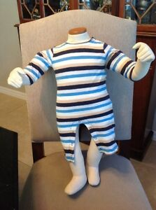 Child Mannequin Form Hanging Soft Flexible