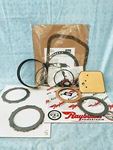Dodge A727 Transmission Rebuild Kit W Clutches steels Pro Series Band Filter