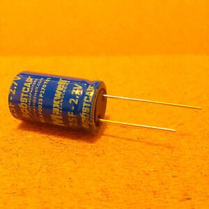 25f farad 2 7v Capacitor Supercapacitor Ultracapacitor Very Low Esr