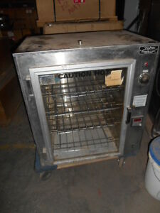 Used Deluxe Heated Holding Cabinet