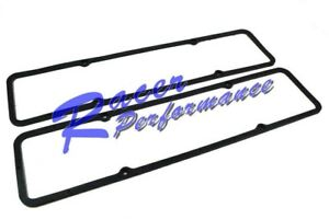 Small Block Chevy Steel Core Rubber Reusable Valve Cover Gasket Sbc 305 327 350