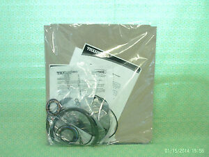 Dodge Chrysler A604 41te Transmission Overhaul Rebuild Kit Transtec 2004 Up