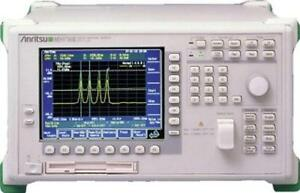 Anritsu Ms9710c Optical Spectrum Analyzer 90dbm 23dbm Ms9710c 300 Dwdm Rpg
