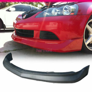 Fits 05 06 Acura Rsx Dc5 Mu Style Urethane Front Bumper Lip Spoiler Body Kit