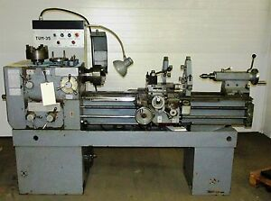 Famot 14x40 Tum 35 Metal Engine Lathe Tapper Attachment Nice 1007isu