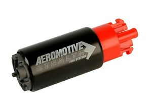 Aeromotive P n 11165 325 Lp Stealth In tank Fuel Pump Center Inlet offset Outlet