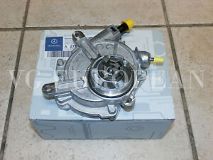 Mercedes Benz C E Slk Class Genuine Engine Vacuum Pump C230 C300 E350 Slk300 New
