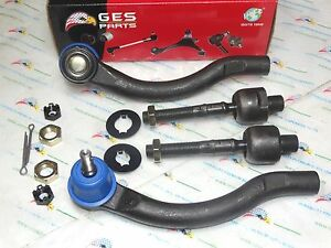 03 08 Tsx 03 07 Accord 4pcs Front Inner Outer Tie Rod End Es80288 Ev80210