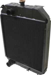 A165922 Radiator For Case 2090 2094 2290 2294 Tractors
