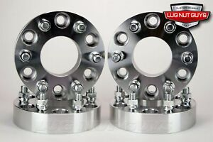4 Wheel Spacers Adapters 6x5 5 To 6x4 5 1 5 Thick 6x139 7 To 6x114 3