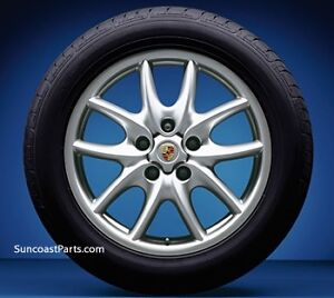 19 Cayenne Winter Wheel Tire Package