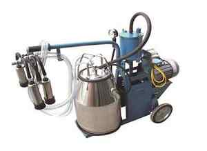 Electric Piston Milking Machine For Cows Single Tank Extras Factory Direct