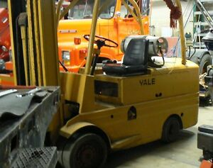 Yale Glc100 10 000 Lbs Capacity Forklift trade