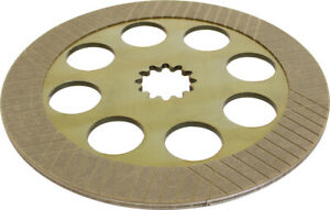 At63106 Brake Disc For John Deere 820 1020 1630 2020 2030 210c 300b Tractors