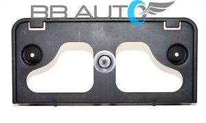 New Front License Plate Tag Bracket Holder For 2010 2012 Ford Taurus Fo1068139