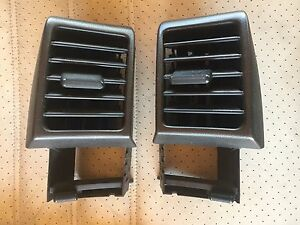 1986 89 Porsche 944 Turbo 951 Dash Board Dashboard Vents In Black