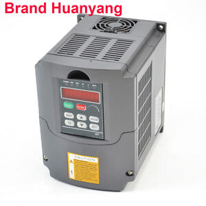 1 5kw 110v 2hp 13a Variable Frequency Inverter Drive Vfd Ce