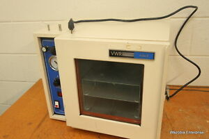 Vwr Sheldon Shel lab Vacuum Oven Model 1410
