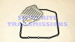 4r70w New Bonded Pan Gasket And 2wd Filter Aode 4r75w Transmission Ford 93 95
