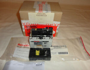 Rexroth R480084717a Valve Terminal Kit Bosch New