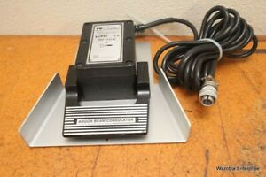 Conmed Ipx7 Foot Switch Argon Beam Coagulator 13 0146