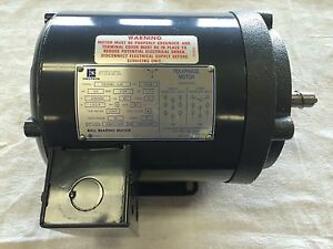 1 3 Hp Emerson Motor 56c Frame 1725 Rpm Cat P326