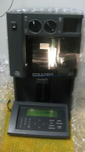 Beckman Coulter Z1 Liquid Particle Counter With Control Panel
