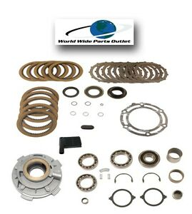 Gm New Process 246 Transfer Case Rebuild Kit 1998 Up Np246 Gm Units Stage 4
