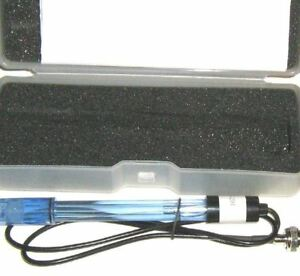 Lab Bench Precision Ph Meter Probe For Phs 25 New