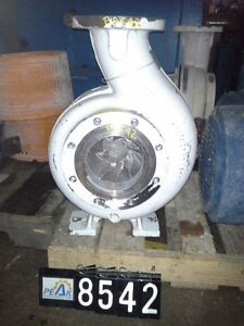 Ahlstrom Sulzer Pump Model Cpt 22 4 sku P8542
