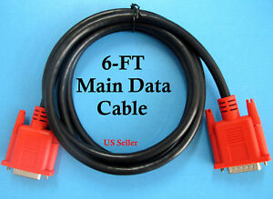 6ft Snap On Scanner Compatible Main Data Cable For Mt2500 Mtg2500 100 Fit