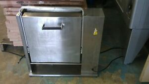 Prince Castle 297 t20 Slim Line 20 second Vertical Contact Toaster