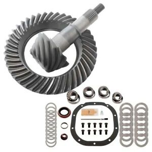 Richmond 4 56 Ring And Pinion Master Install Kit Timken Ford 8 8