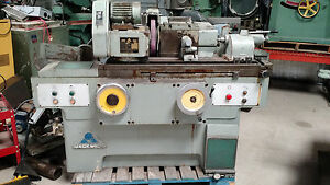 Jack Mill 10 X 18 Cylindrical Grinder Hand Feed