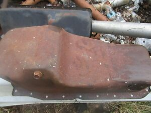 1987 Chevy Pickup 350 305 Engine Oil Pan 87 88 89 90 91 92 93 94 95