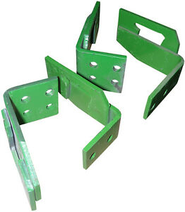 Ar406sup Battery Box Support Bracket Set For John Deere 4010 4020 Tractors