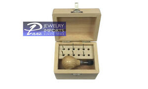 Millgrain Tool Set Of 6 Sizes 10 15 Made In France