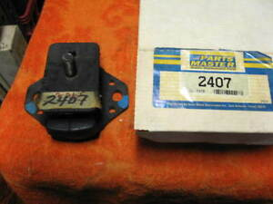 Parts Master 1969 70 71 72 73 1984 Toyota Toyota Truck Engine Mount 2407