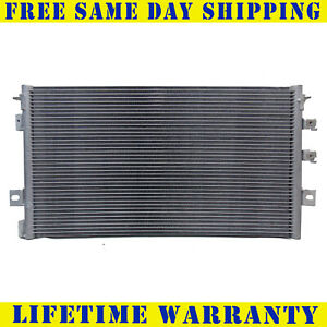 Ac Condenser For Chrysler Town Country 3 3 3 8 4711
