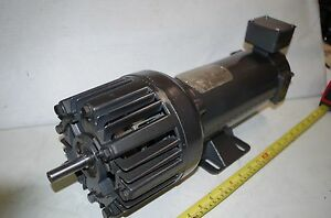 Boston Gear Baldor 1 2hp 90vdc Motor Clutch Pm950at b 1750rpm
