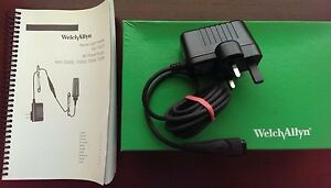 Welch Allyn Power Source iec 230 250v 6v 73324 For Rectal Light Handle New