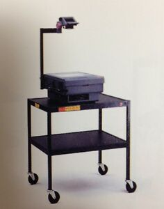 Bretford Mp30e Av utility Cart W electric